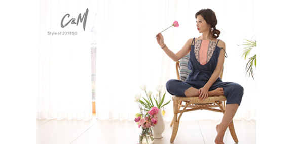 快时尚女装C&M品牌诚邀您的加盟