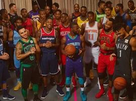 一件NBA球衣,竟然有这么多门道