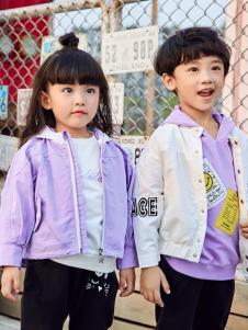 嗒嘀嗒童装春夏新款小童装