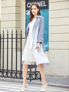 金蝶茜妮春夏新款短外套