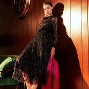 15小时女装| 年会服饰社交的颜色盛会