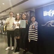 恭喜陕西安康三位加盟商纷纷加入了UNKUT 恩咖大家庭!