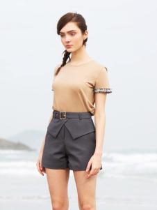 BLSS布伦圣丝新款短袖T恤