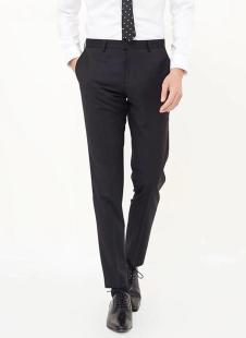 裁圣私服定制黑色时尚西裤