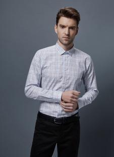 裁圣私服定制米白色时尚衬衫