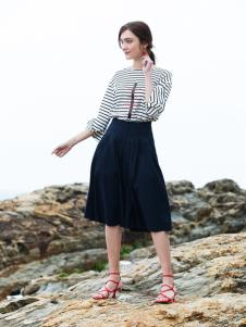 BLSS布伦圣丝春夏新款半身裙