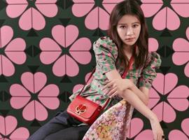 轻奢品牌Kate Spade宣布孙怡成首位大中华区品牌大使