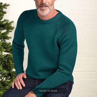 品牌时尚男士毛衣一手货源