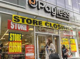 鞋履零售商Payless第二次申请破产保护  金宝贝面临清盘
