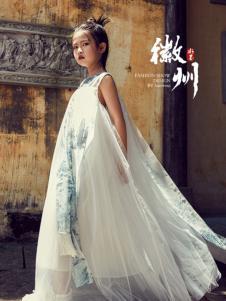 2019JOJO童装女童设计师范裙子