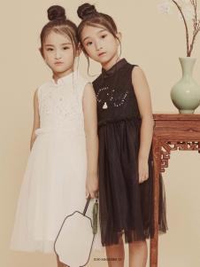 2019JOJO童装女童时尚纱裙
