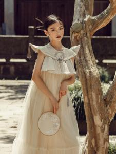2019JOJO女童设计师范裙子