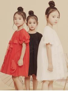 2019JOJO童裝女童可愛公主裙