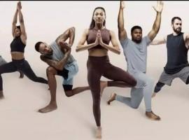 """Nike正式发力""""瑜伽"""",推出首个专业瑜伽运动系列"""