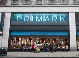 Primark假日季销售超预期增长4% 刺激母企股价飙升