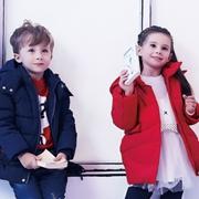 春节给孩子买新衣 选择杰米熊童装准没错