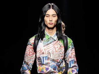 Dior Men男装秀:Kim Jones正在塑造一个全新的他