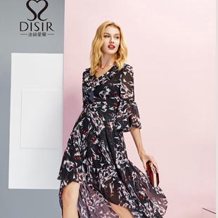 與國際時尚潮流同步!DISIR迪絲愛爾高端優雅品牌女裝火爆招商中!