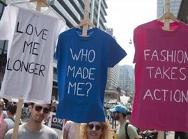 环境保护成紧迫问题 时尚业日程的新议题