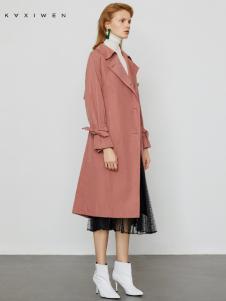 佧茜文女装大衣