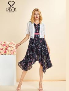 2019迪丝爱尔优雅裙装两件套