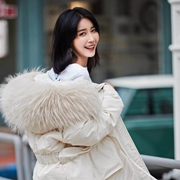 芝麻E柜时尚羽绒服让你春节既温暖又时髦