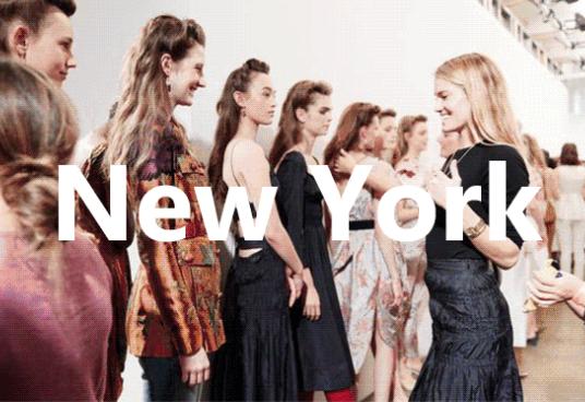 2019年2月纽约时装周官方日程表正式发布