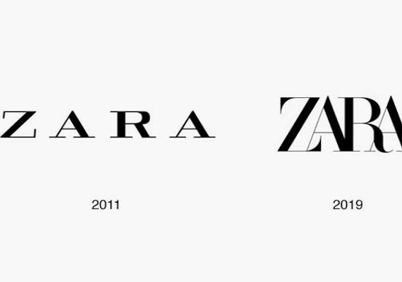 媒体评ZARA换logo:改头换面并非换logo那么简单