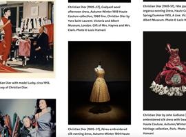Christian Dior 联手伦敦艺术博物馆V&A举办大型回顾展