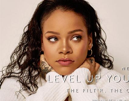 """LVMH向""""壳""""公司注资6000万欧 或为Rihanna品牌做准备"""