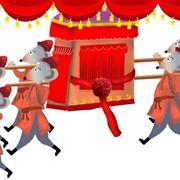 金猪年,亚麻年 | 初三老鼠嫁女,亚麻装饰耀眼星辰。