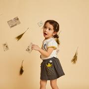 欧布豆童装,让家长放心的选择