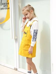 2019芭乐兔童装女童春装两件套