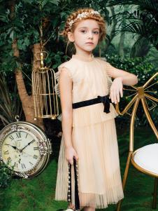 RBIGX瑞比克新款时尚气质连衣裙