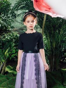 RBIGX瑞比克新款网纱半身裙