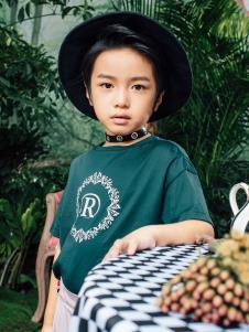 RBIGX瑞比克新款男童卫衣