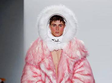 时装周报道 | CHENPENG*:雪域的赞歌