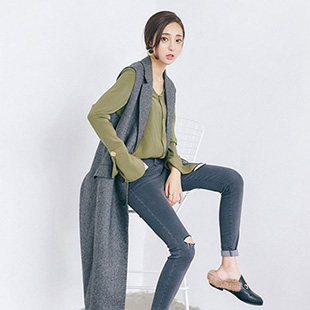 品牌折扣米昕蔚女装2019火热招商加盟中