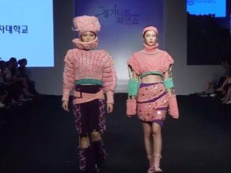 韩国京畿道纺织中心GTC宣传视频-한양여대