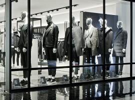 消费环境变化下 男装品牌1月份销售情况分析
