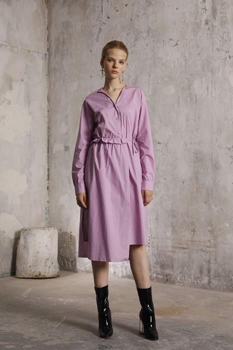 品牌折扣紫馨源女装尾货批发