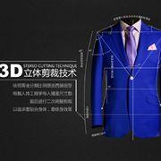 【裁圣私服定制】高端男装行业加速转型升级,成长大有空间!