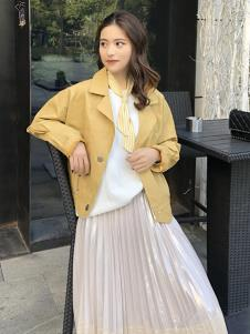18Fans春装女裙