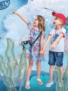 水孩儿童装夏季新款