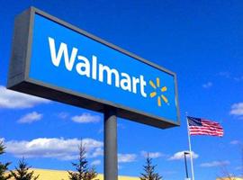 沃尔玛四季度营收增长1.9%达1388亿美元 股价当日高涨