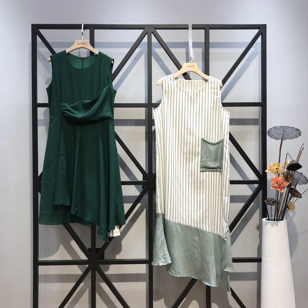 品牌折扣韩菲斯时尚女装一手货源走份批发