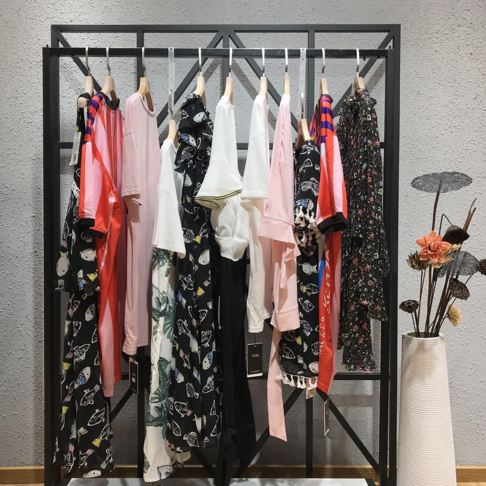 YDG品牌2019夏季女装一手货源折扣批发