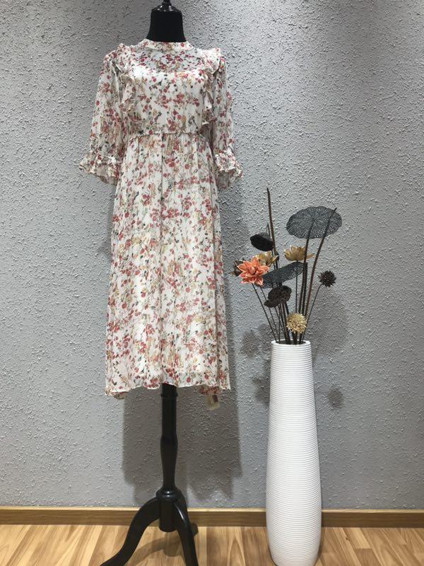 织之佳品牌2019春夏女装一手货源批发