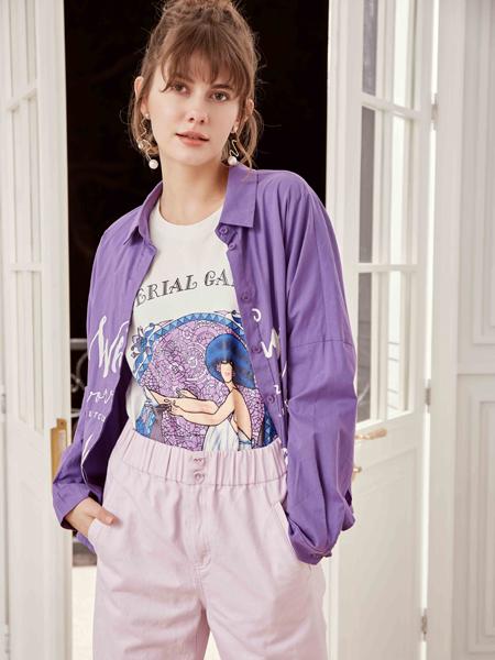 2019西蔻设计师高街女装新款