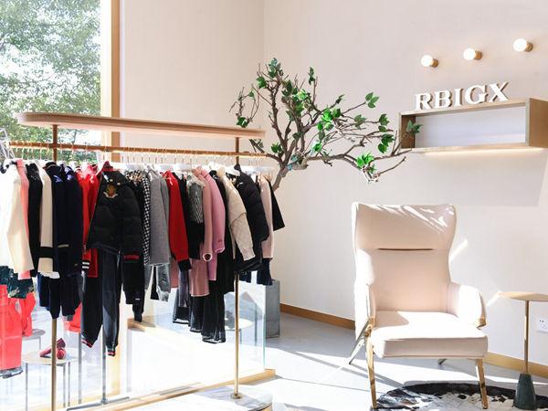 RBIGX瑞比克品牌童装店品牌旗舰店店面
